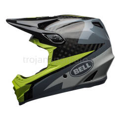 Kask rowerowy Bell Full Face 9 Black Yellow