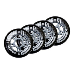 Kółka do  rolek K2 Performance 84mm/82A 4-pack