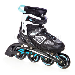 Rolki Raven Advance Black Mint 2021 regulowane