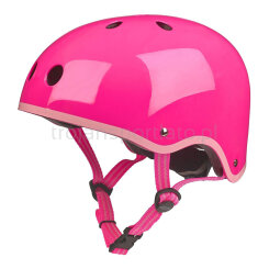 Kask Micro Neon Pink