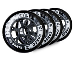 Kółka do rolek K2 Speed Wheel 100mm/85A 4-PACK