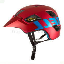 Kask rowerowy Bell Stoker Red Mat Mips