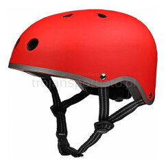 Kask Micro Matowy Red